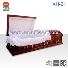Wood Coffin Box XH-21