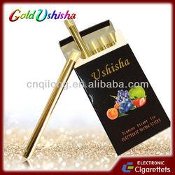 UK hot sale 500 puffs gold shisha colored smoke shisha pen