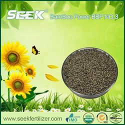 SEEK organic fertilizer for rubber