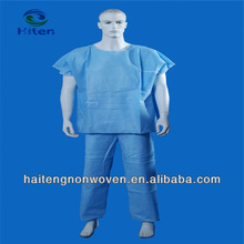 Disposable surgical drapes and gowns/patient surgical gown