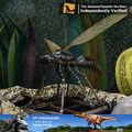 Mi- dino animados de insectos modelo abeja