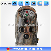 10mp 850nm ir night vision infrared digital hunting trail camera with 32GB Memory