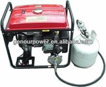 Genour Power 850 watt natural gas generators for home use backup power