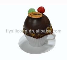 LFGB Kitchenware Manufacturer silicone house cake mould
