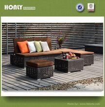 New model sofa set rattan multifunctional sofa bed