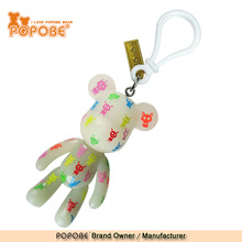 Popular POPOBE buckle bear handbag decorating for promotion gift brand owner manufacturer
