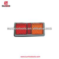 76-000-15 auto 12v led driving lights led auto orange lights
