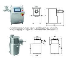 JG CPL extruder and spheronizer