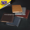 Pu leather notebook cheap price with simple design for sale in shanghai