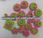 varies kinds of handicraft & home adornment, foam decorcations