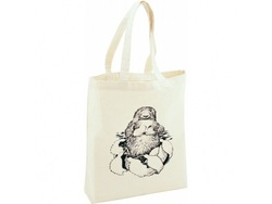 Wholesale cotton canvas tote bags for grocery, arts & crafts