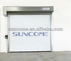 H-6000 Intelligence aluminum roll up door