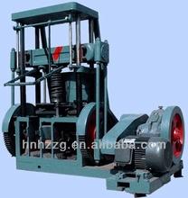 T120 coal powder ball briquette making machine