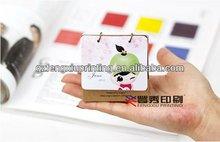 2015 Wholesale Personality Mini Paper Calendar
