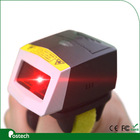 Wearable Finger Laser 1D barcode scanners UL-FS01 with USB