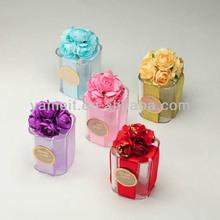Acrylic Wedding Candy Box For 2013 OEM