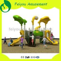 2014 outdoor playground exhibition equipment outdoor playground mat kids playground outdoor
