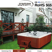 Hot sale spa pools/fiberglass pool/pool equipment used swimming pool for sale