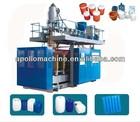 hdpe drum extrusion blow molding machineplastic bottle making machine price