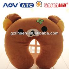 2014 Chinese baby free reactive printing cartoon animal sex kids pillow