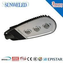 Zhongshan Factory Direct Sale led street light ip66 80W 100W 120W 150W 180W IES UL Meanwell Driver