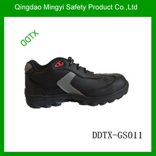 DDTX -GS011 Latest top class genuine leather shoes RUBBER/EVA sole safety work shoes