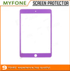 color screen protector for ipad mini screen protector