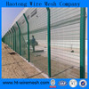 BV Certificated Galvanized and PVC Coated Welded Wire Mesh Fencing
