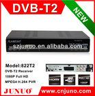 Mstar 7802 FTA+PVR DVB-T2 Set Top Box