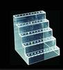 customized acrylic shoe display/cheap acrylic single shoe display stand