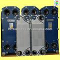vicarb reemplazar intercambiador de calor de la placa del surco