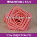 Fita de cetim flores Rose casamento decoração