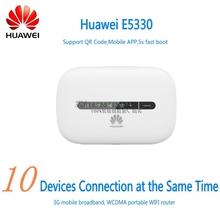Huawei Mobile Broadband 3G Portable Wireless WiFi Router Huawei E5330