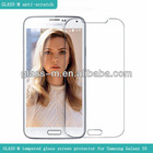 9H hardness screen protector cell phone,tempered glass screen protector for Samsung Galaxy S5