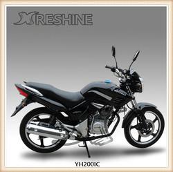 2014 200cc chinese cheap sport street bike YH200IC