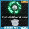 Shenzhen Sunjet gift items wedding favor souvenir welding machine cooling fan