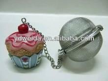 Resin Handle Tea Infuser