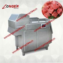 meat cube cutting machine/Frozen Meat Block Cutting Machine