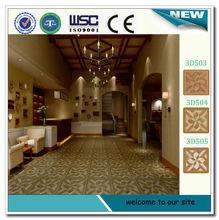HANSE H53D504 500*500 nano polished wood plank klinker porcelain tiles