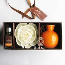 Popular Flower Diffuser Gift Set