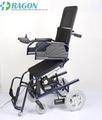 يقف على كرسي متحرك الكهربائية dw-sw01 السيارات الكهربائية للمستخدم كرسي متحرك