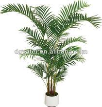 on sale artificial palm leaves, Hawaiian trees,