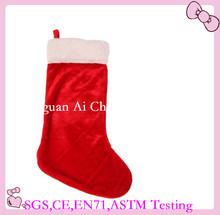 OEM christmas socks toy