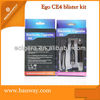 Factory price!! Bauway ego CE5/CE8/CE9 clearomizer starter kit