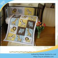 Baroque sheep baby bedding blanket