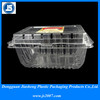 Vegetable trays plastic container food packaging for airline