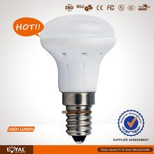 for shop use R38 bulb 6W smd led bulb e27 super white light bulb 12v t10 w5w 5050 5 smd led