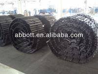 mini excavator steel track PC40-7