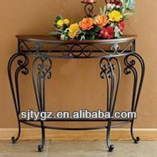 Hot sales iron desk