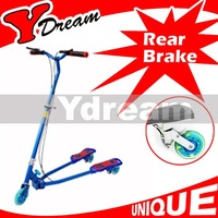 NEW Kids Trike 3 Wheel Frog Slide Slider Drift Exercise Stunt Bike Tri Scooter